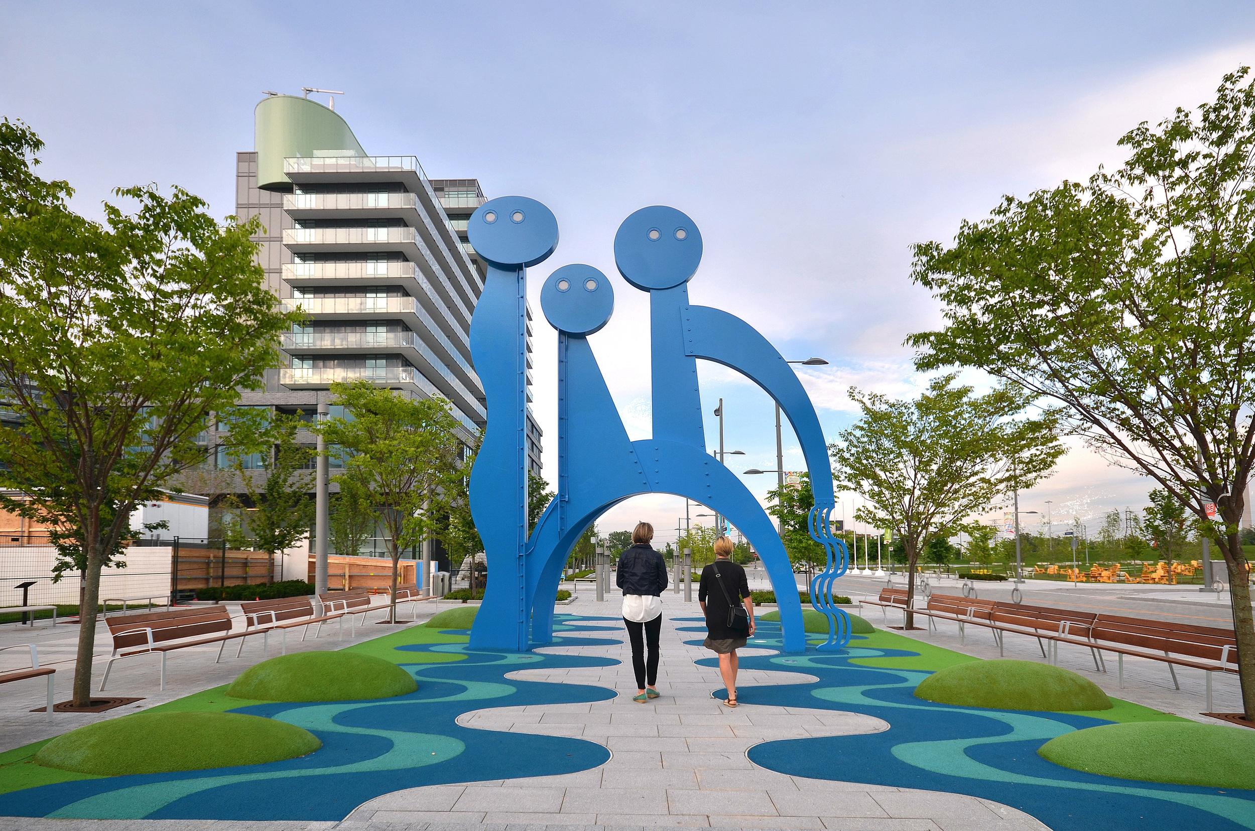 Photo: Nicola Betts for Waterfront Toronto