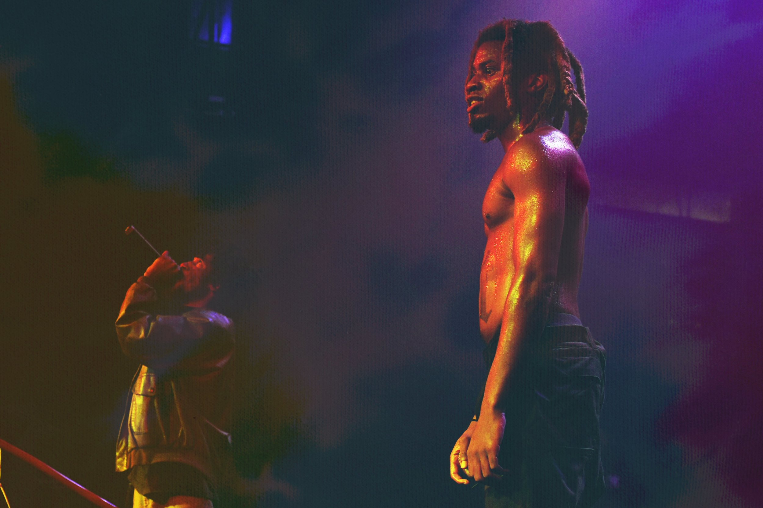 Denzel Curry @ The Jefferson