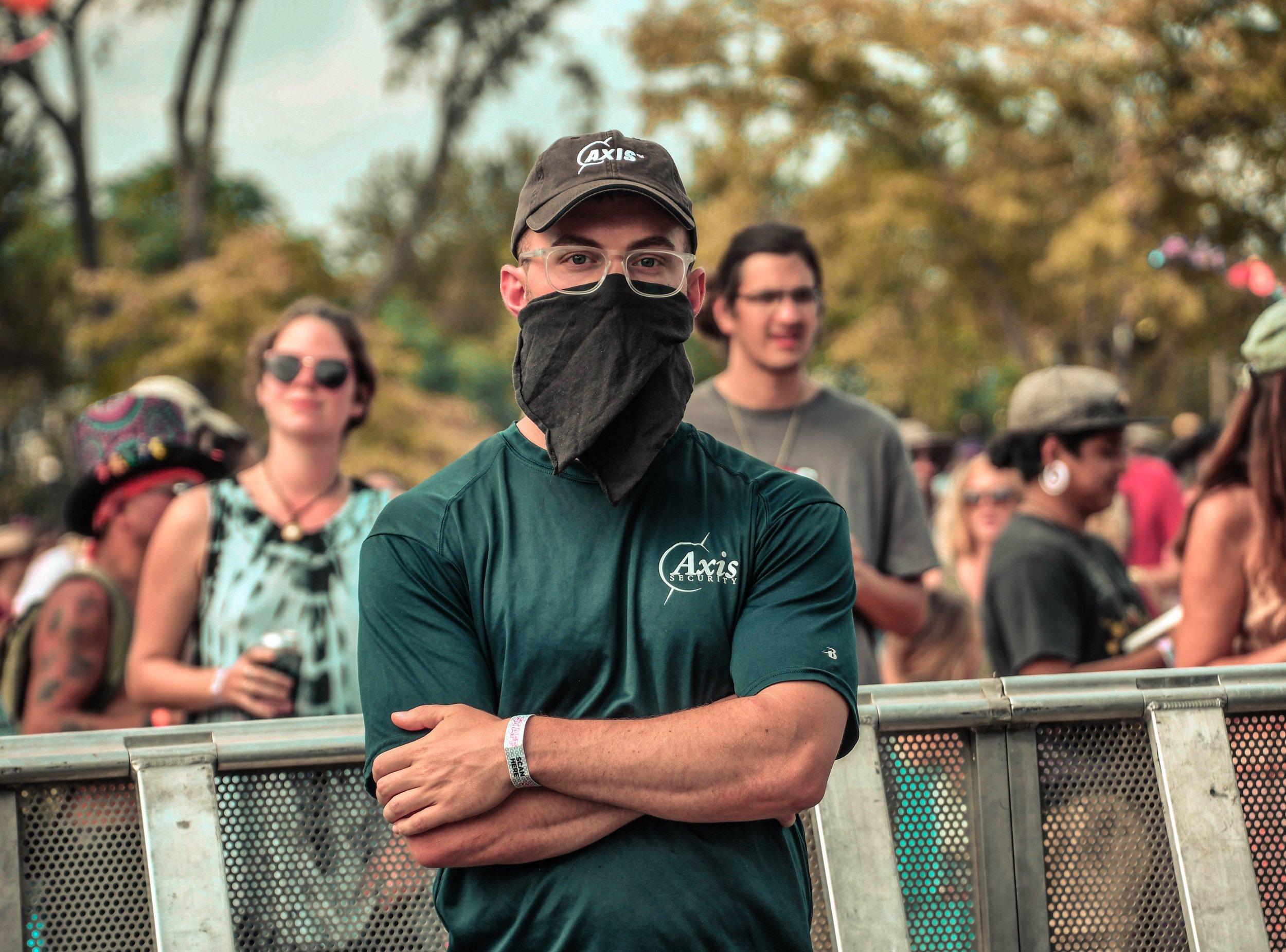 K. Trey Pro @ Lockn' Festival