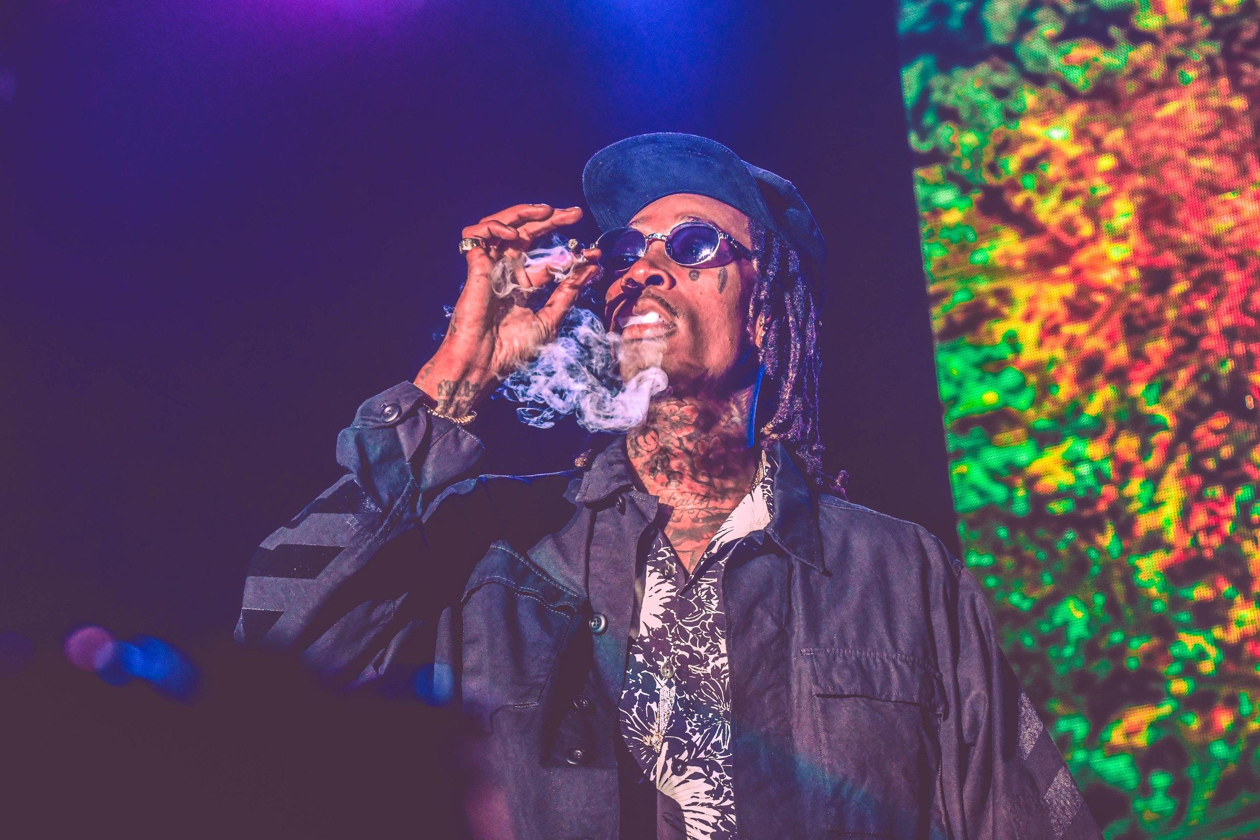 Wiz Khalifa | Thrival Fest 17