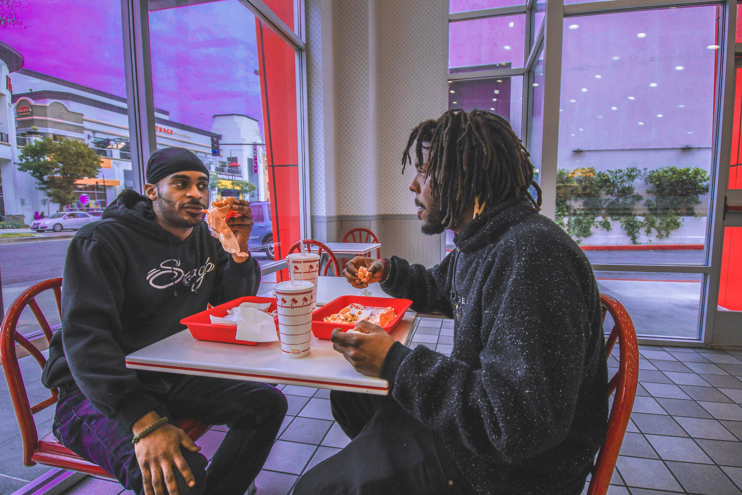 Ar'Tae W. Peter $un | In-n-Out, LA