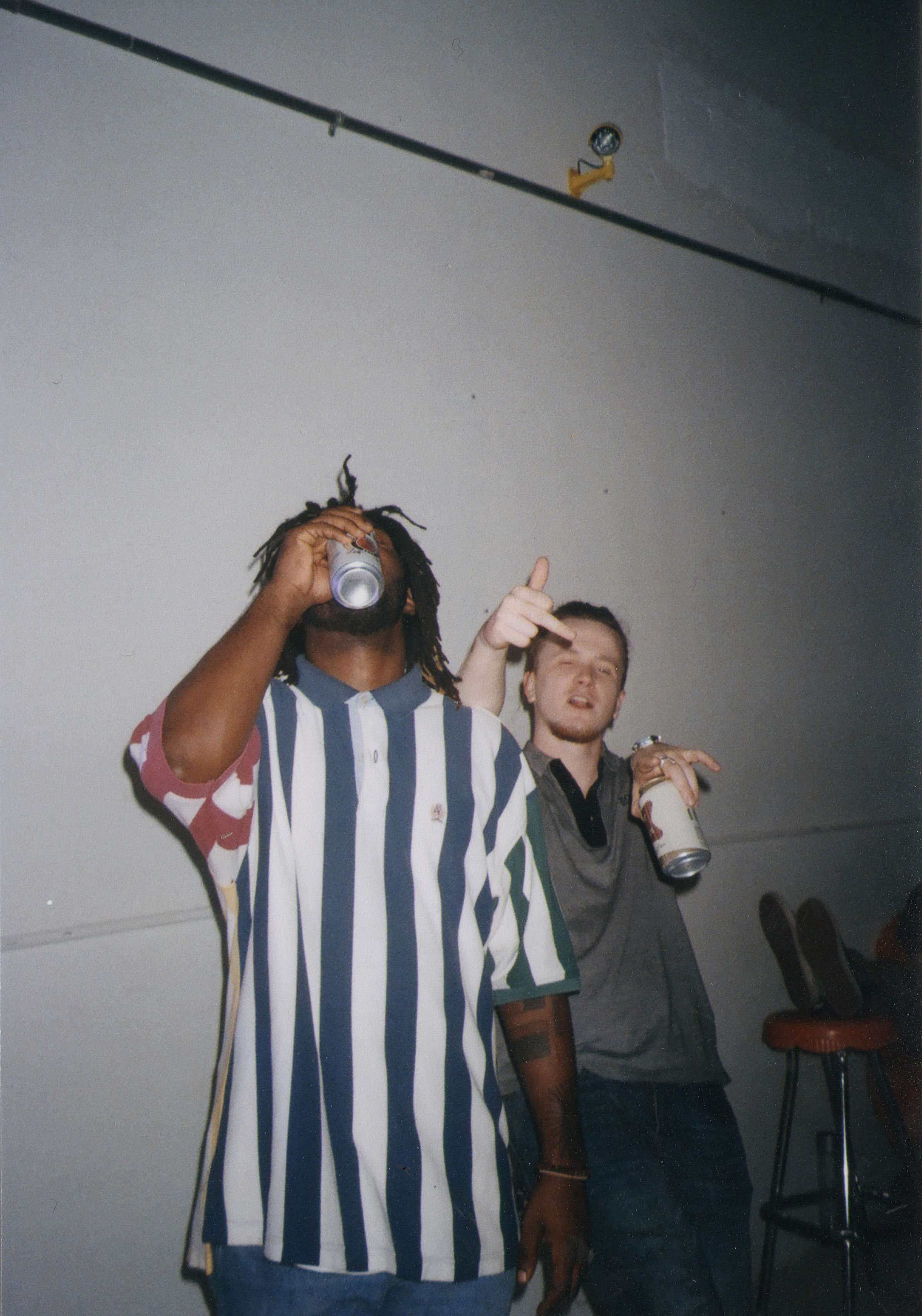 Peter $un and DJ Gringo in Nashville, TN
