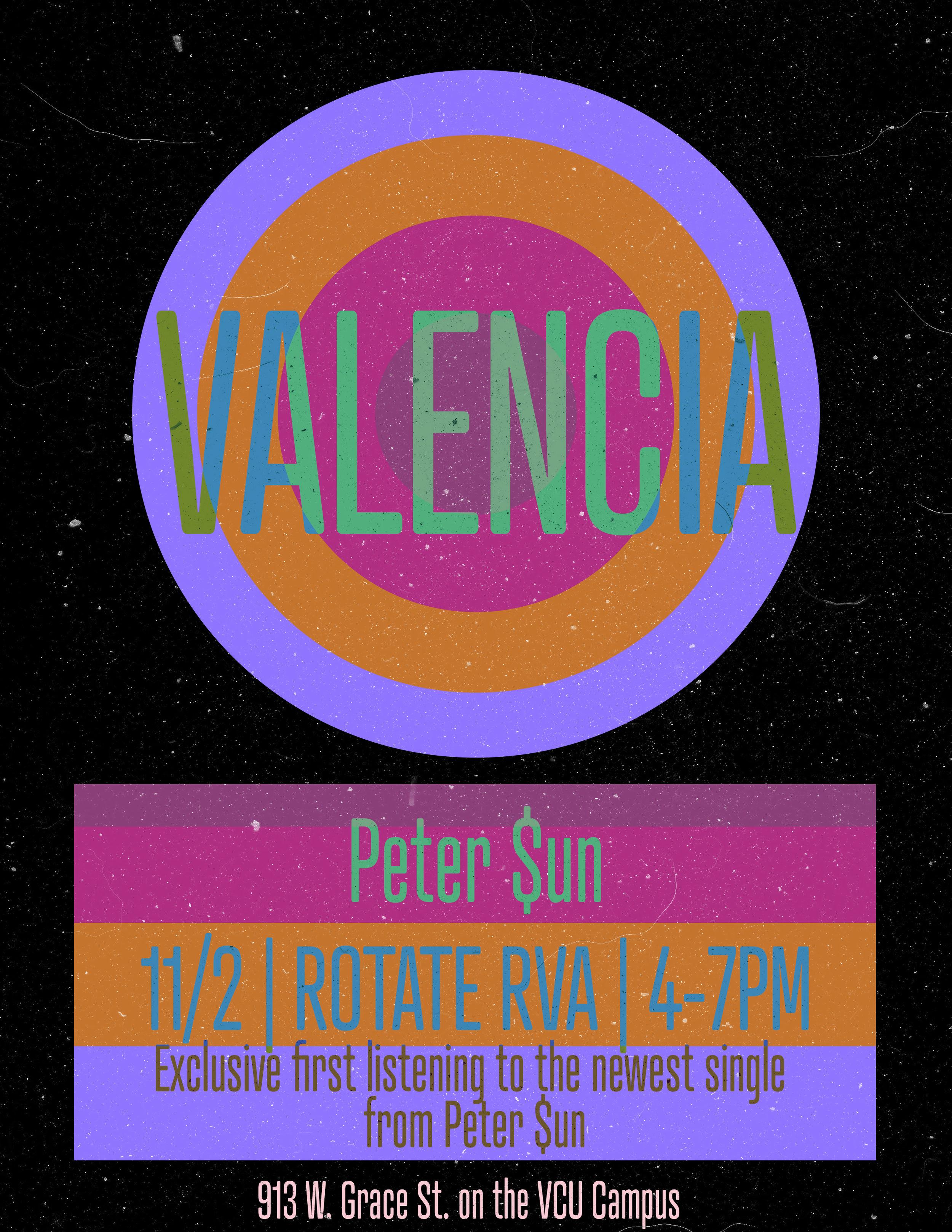Peter $un Poster Design
