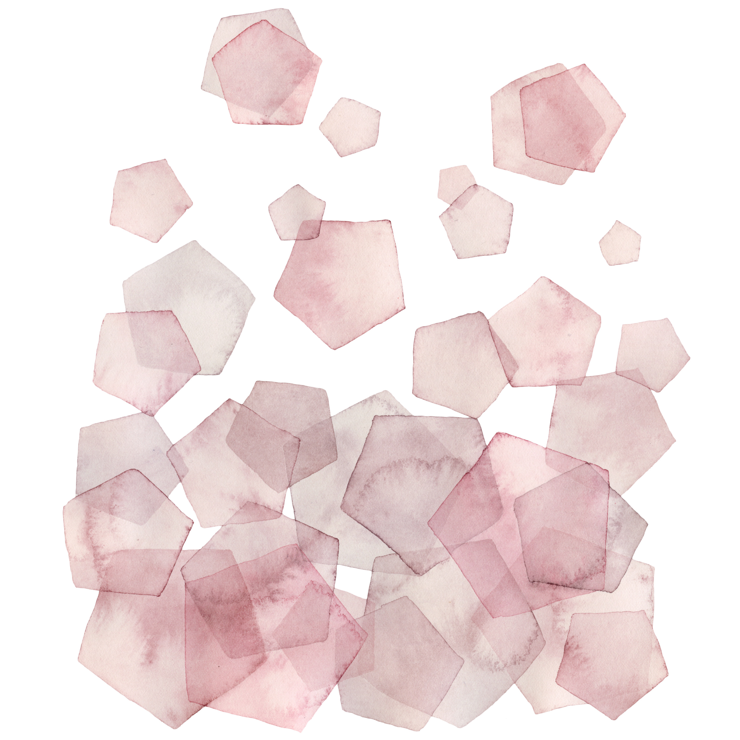 FLOAT - Pink - Jen Lashek