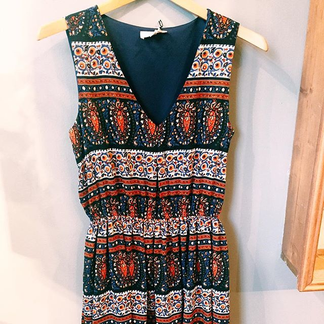 This dress is perfect for layering up now, or packing for spring break! #springbreak #spring #shoptikal #2016 #puremichigan #hollandmi #downtownholland
