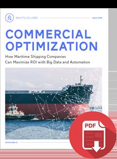 Commercial Optimization; Nautilus Labs; Maritime