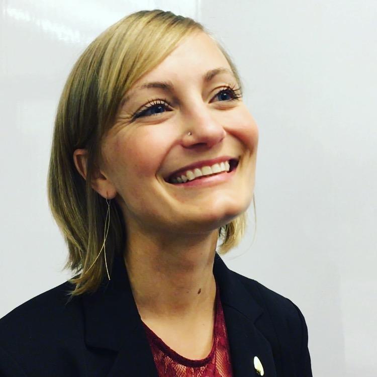 Erin, Co-Founder & Executive Director