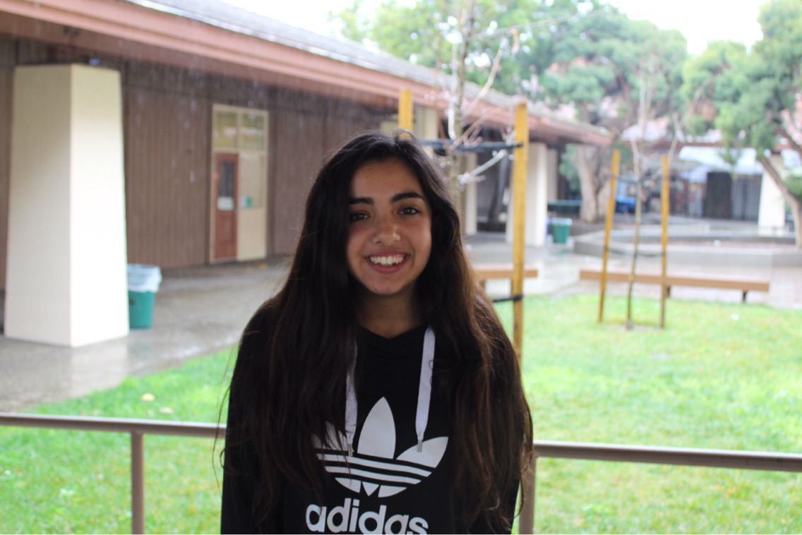 Nooran is a student at Palo Alto High School (Paly). She was interviewed by a peer and one of our student Catalysts--Bernie--for the RE-ENVISIONED collective visioning project at Paly in Spring 2017. Check out other #SchoolSpotlight interviews for Paly by following #PeopleofPaly.