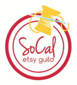 SoCal Etsy Guild - Vendor and artist with the Etsy Guild of San Diego