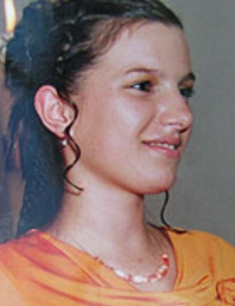 My cousin Kristina