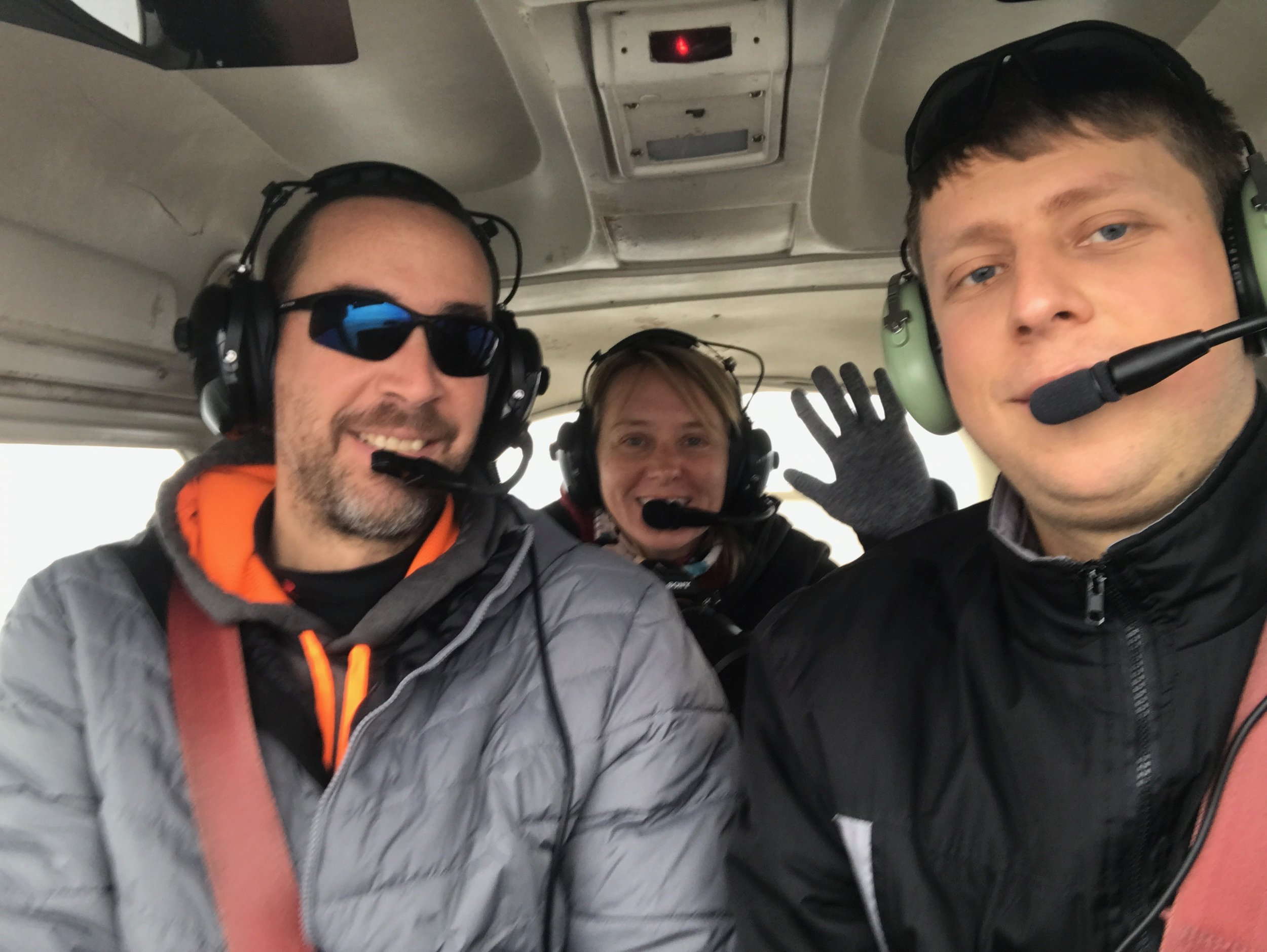 Thanks for the flight, the photo, and the really fun day, Alex!