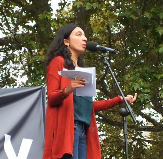 Friends of the Earth lawyer Gita Parihar