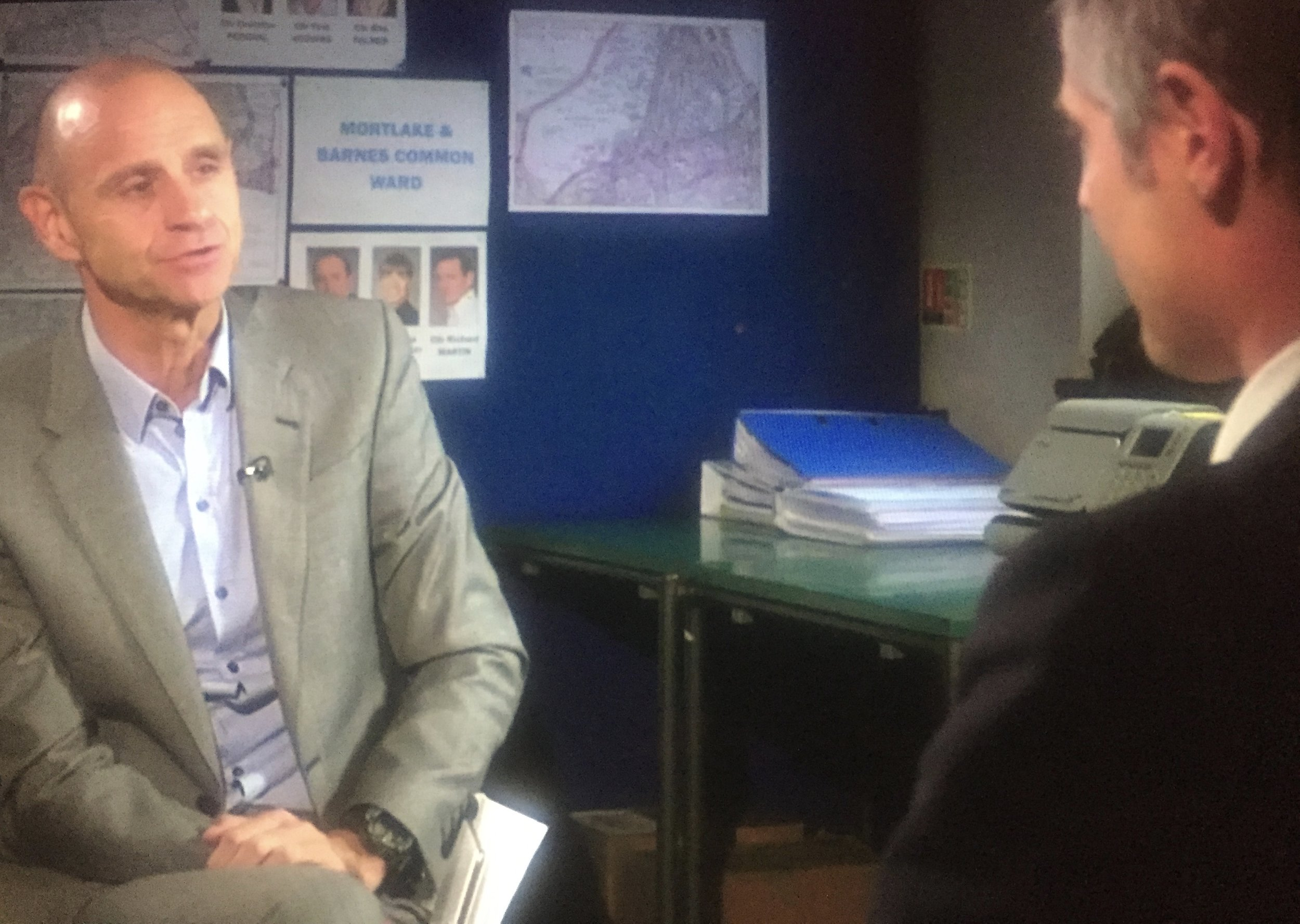 Evan Davies asks Zac about airport expansion in the South East