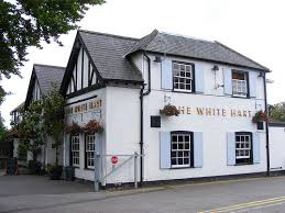 White Hart at junction of Victoria Lane and Harlington High Street