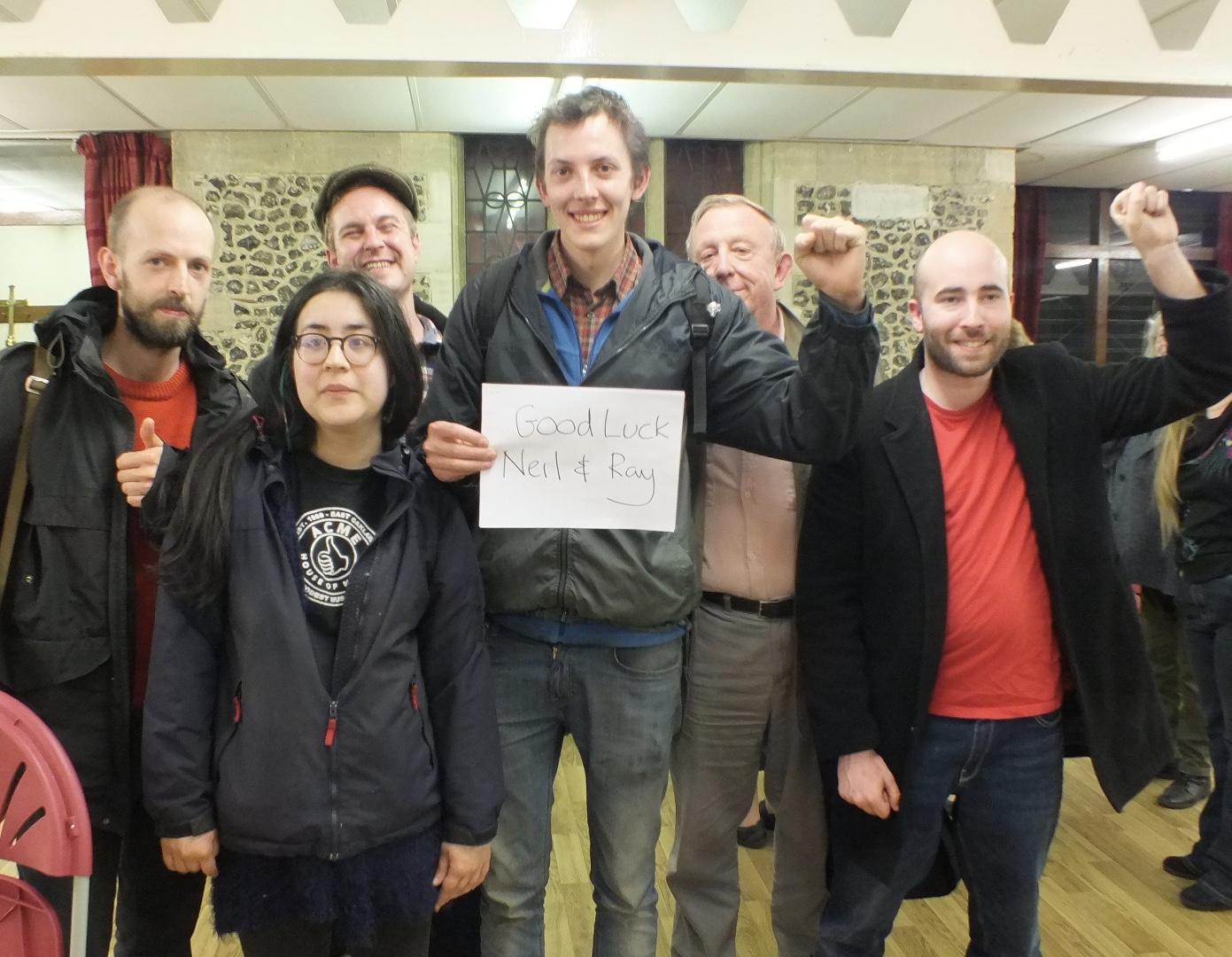 Solidarity!