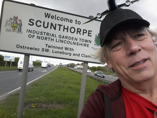 Lovely photo by Neil - used in coverage by the Scunthorpe Telegraph