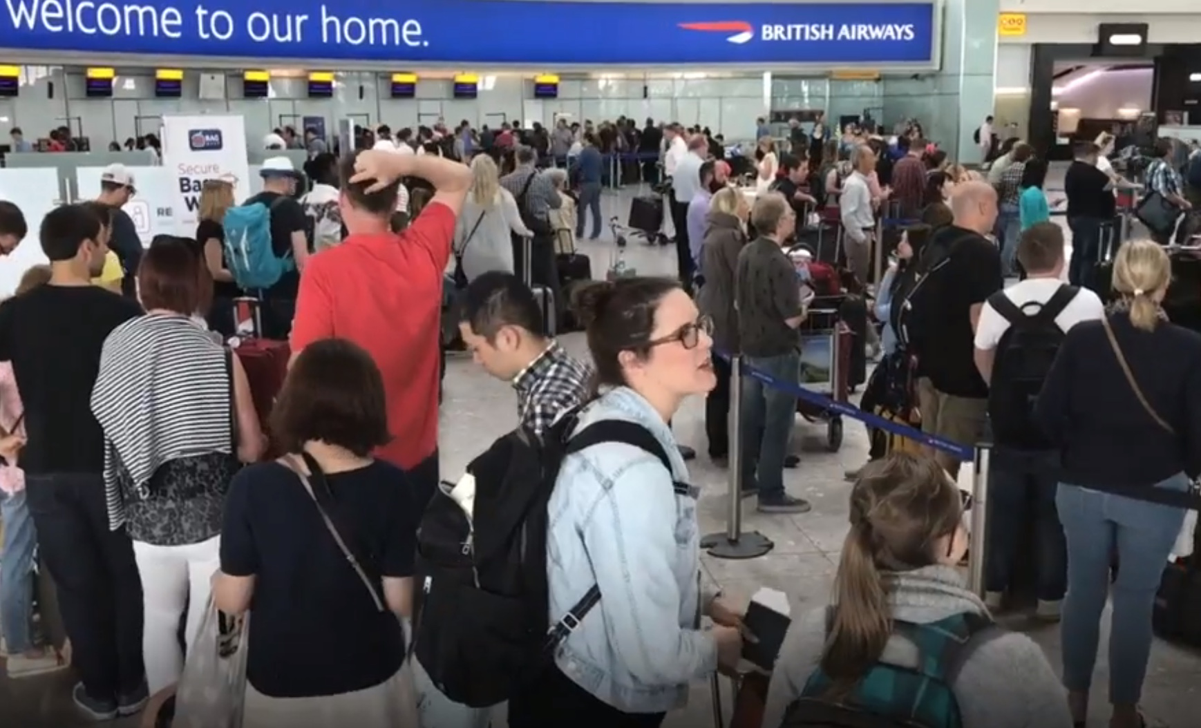 Terminal Five - No one wanted to stay in British Airways' home for hours on end