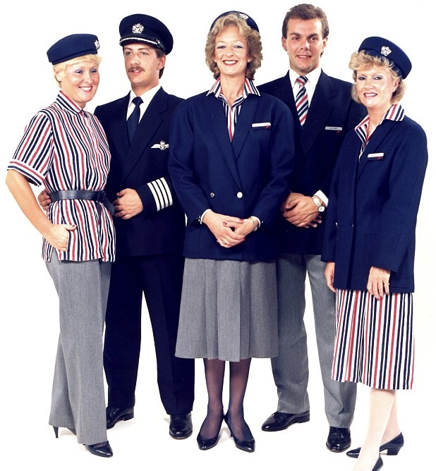 Remember 1989 - When we thought being air crew was glamorous and well paid.