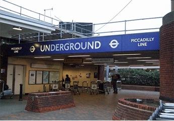 Heathrow Central Station