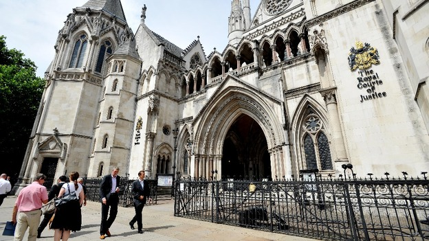 Time is approaching for the courts to examine the evidence