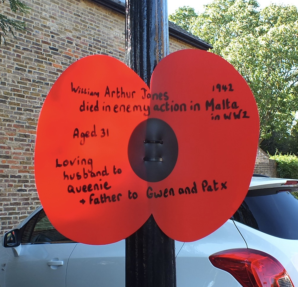 Harmondsworth resident remembers her beloved father who never returned