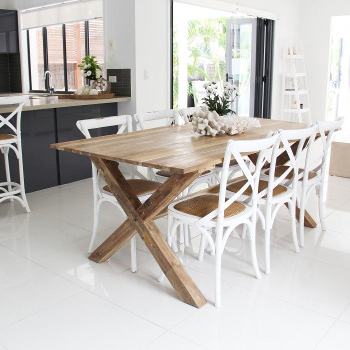 WOODEN CROSSBACK DINING CHAIR .jpg