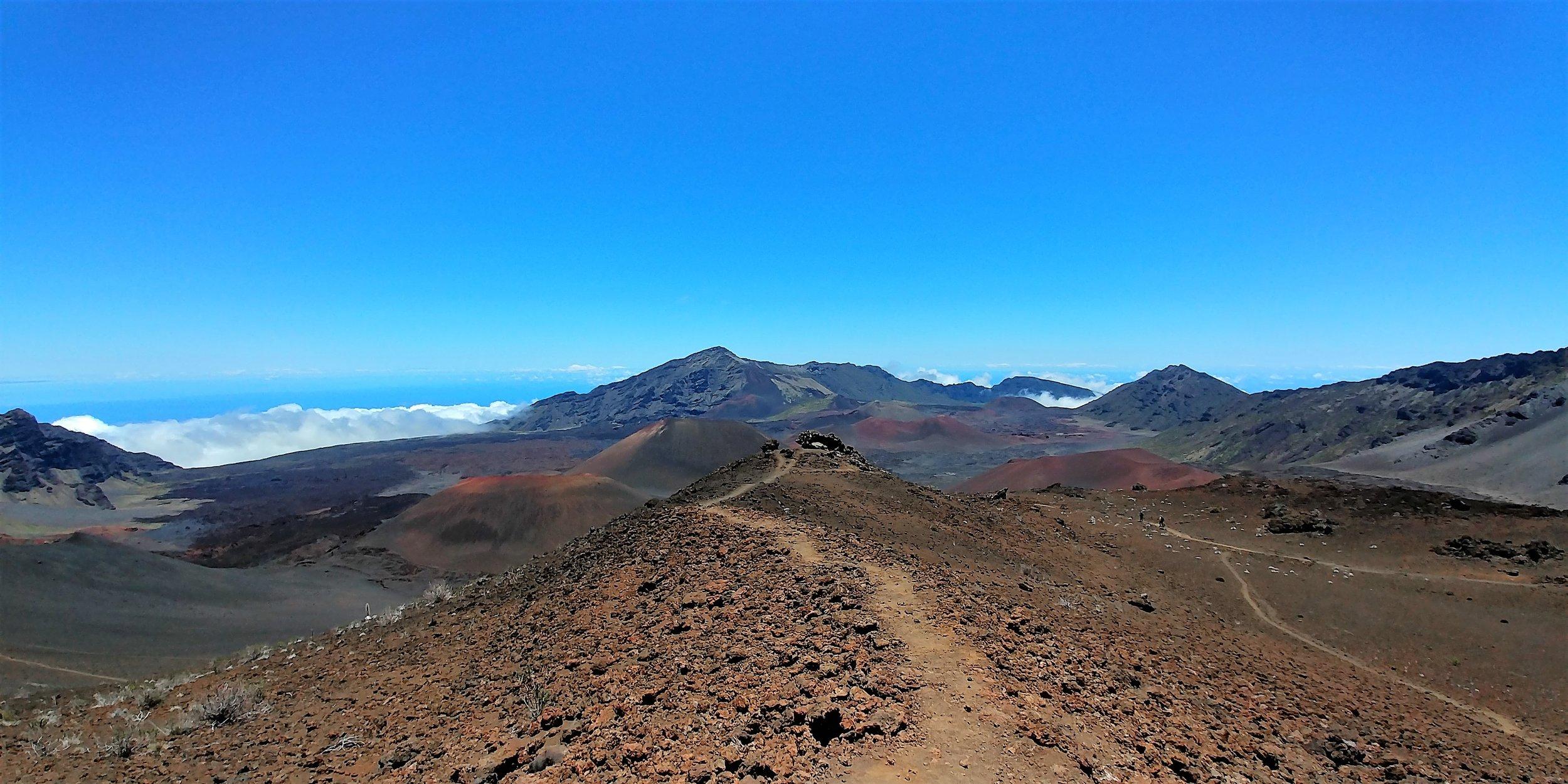 Haleakala National Park, Maui HI