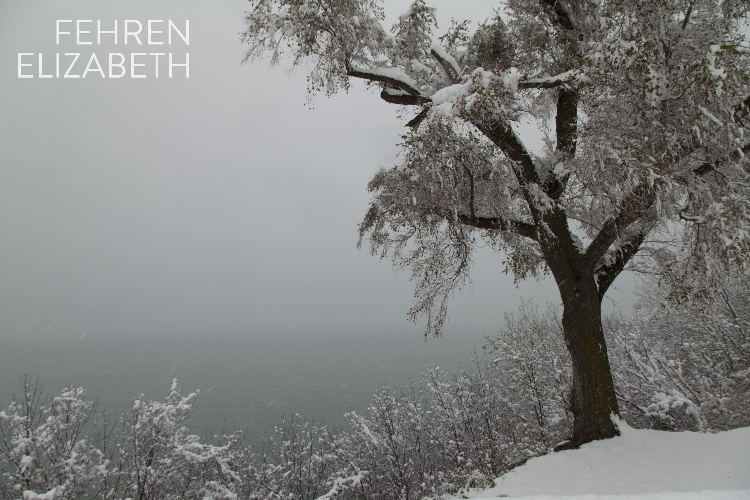 First Snow, Lake Michigan