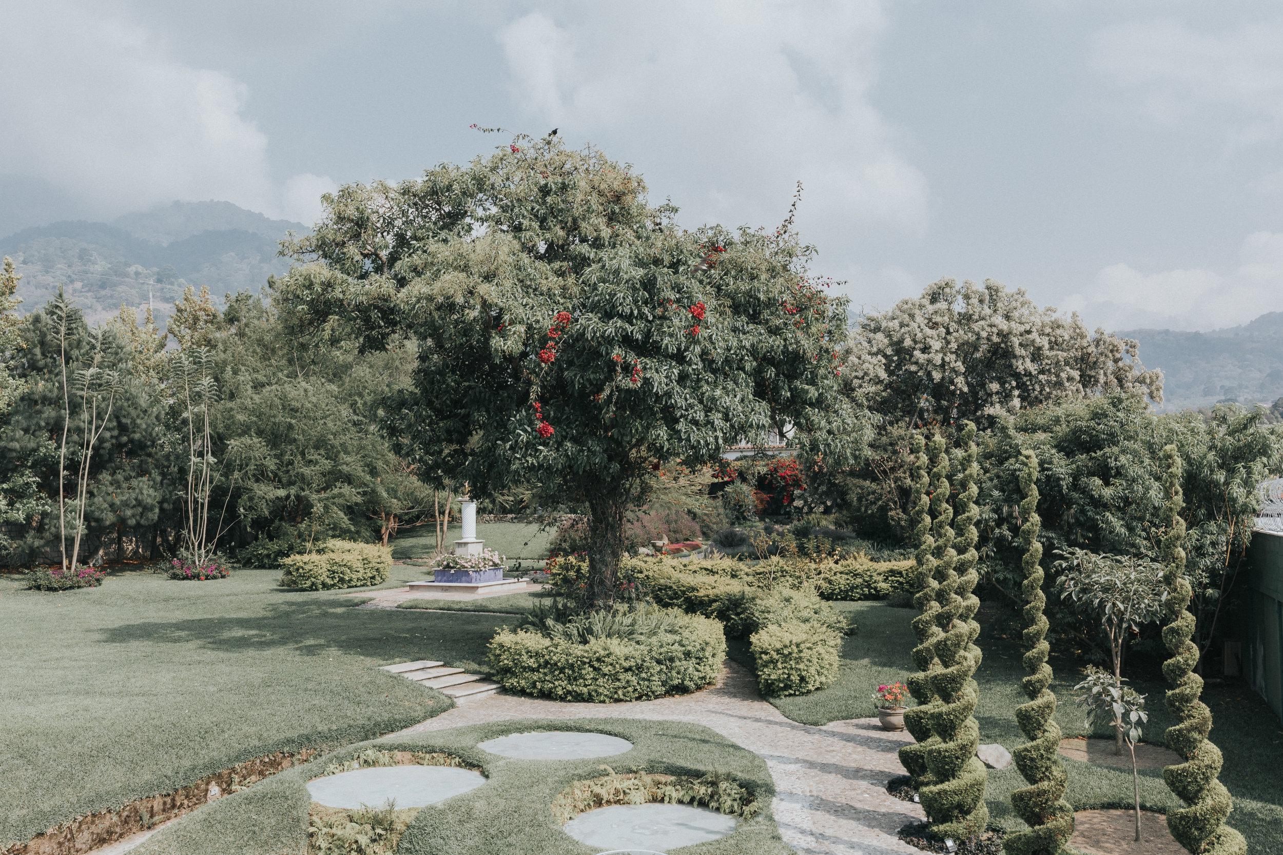 Crista & Alvaro's beautiful wedding destination: Conceptio