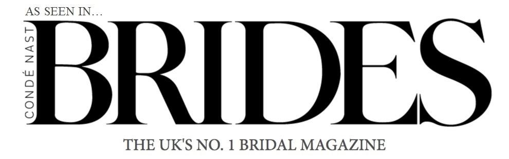as seen in brides magazine