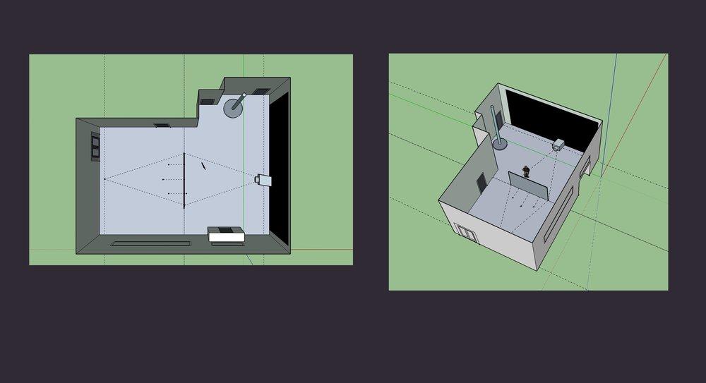- SketchUp Floor Plans