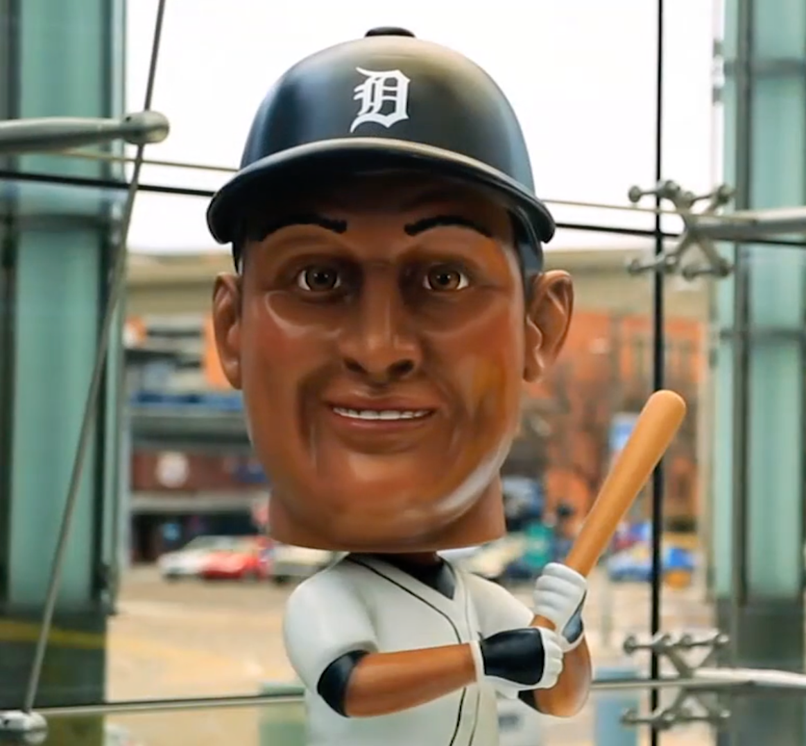 Bobblehead Promotion - Fox Sports Detroit