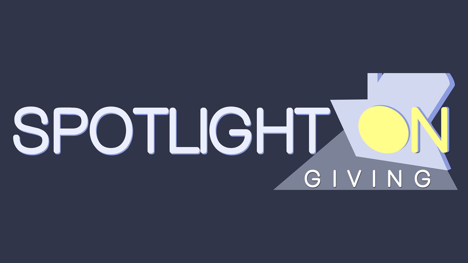 Spotlight On Giving