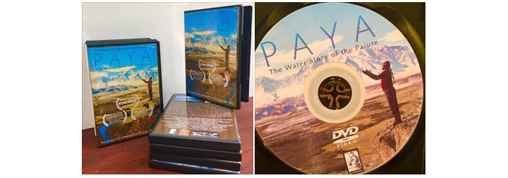 Documentary: Paya - The Water Story of the Paiute Directed by: Jenna Cavelle