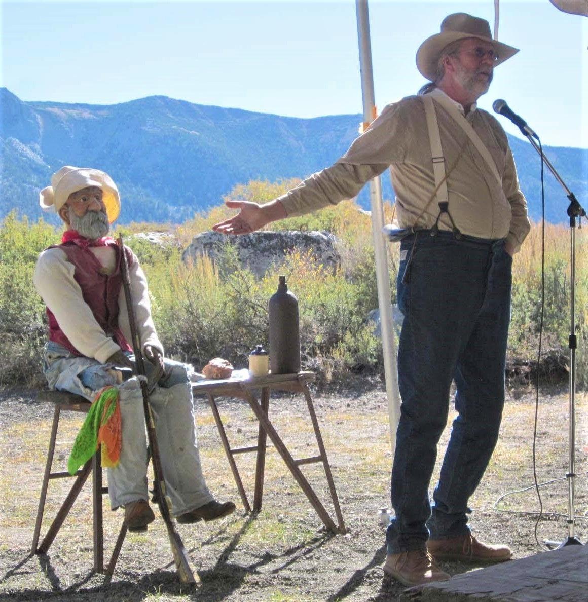 Storytellers Robert Joki and Old Charley - photo.jpg
