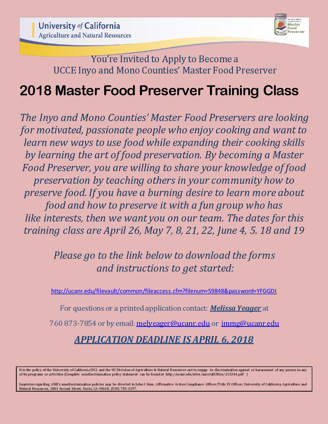 2018 new Master Food Preserver Training Class flyer-page-001.jpg