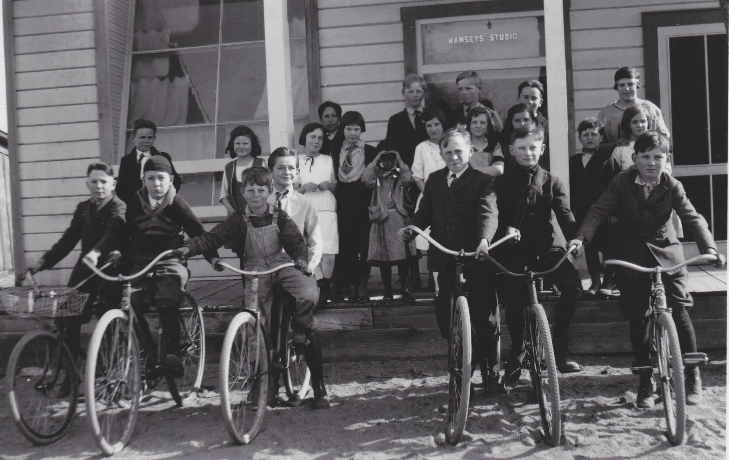 Boys on bikes. RAM 331.jpg