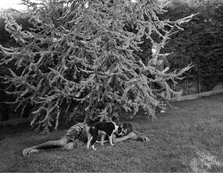 torre sleeping dad gardening printing 17x22bw.jpg