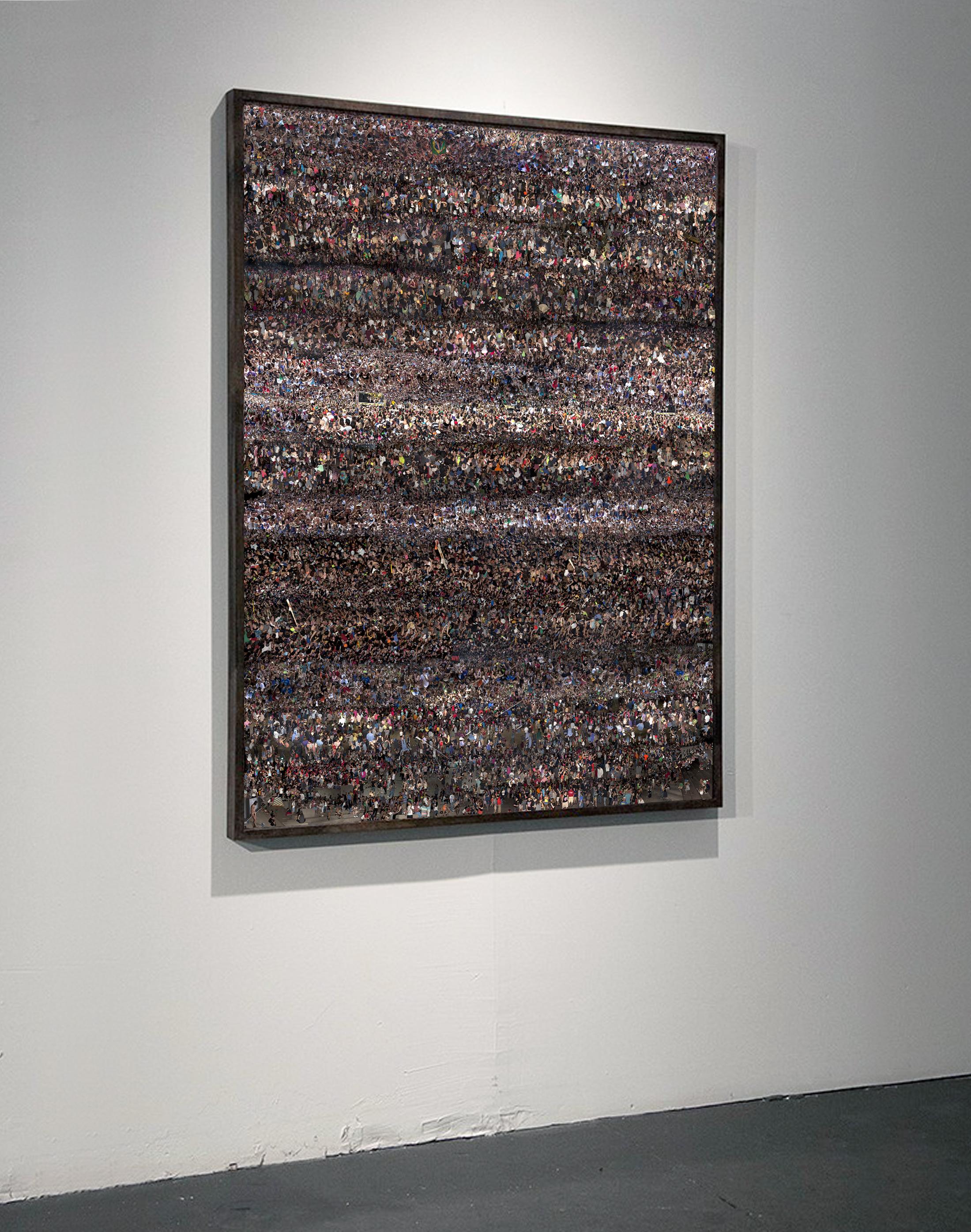 Untitled (Sydney, Zurich, Cataluña). Digital Pigment Print 43x57 inches