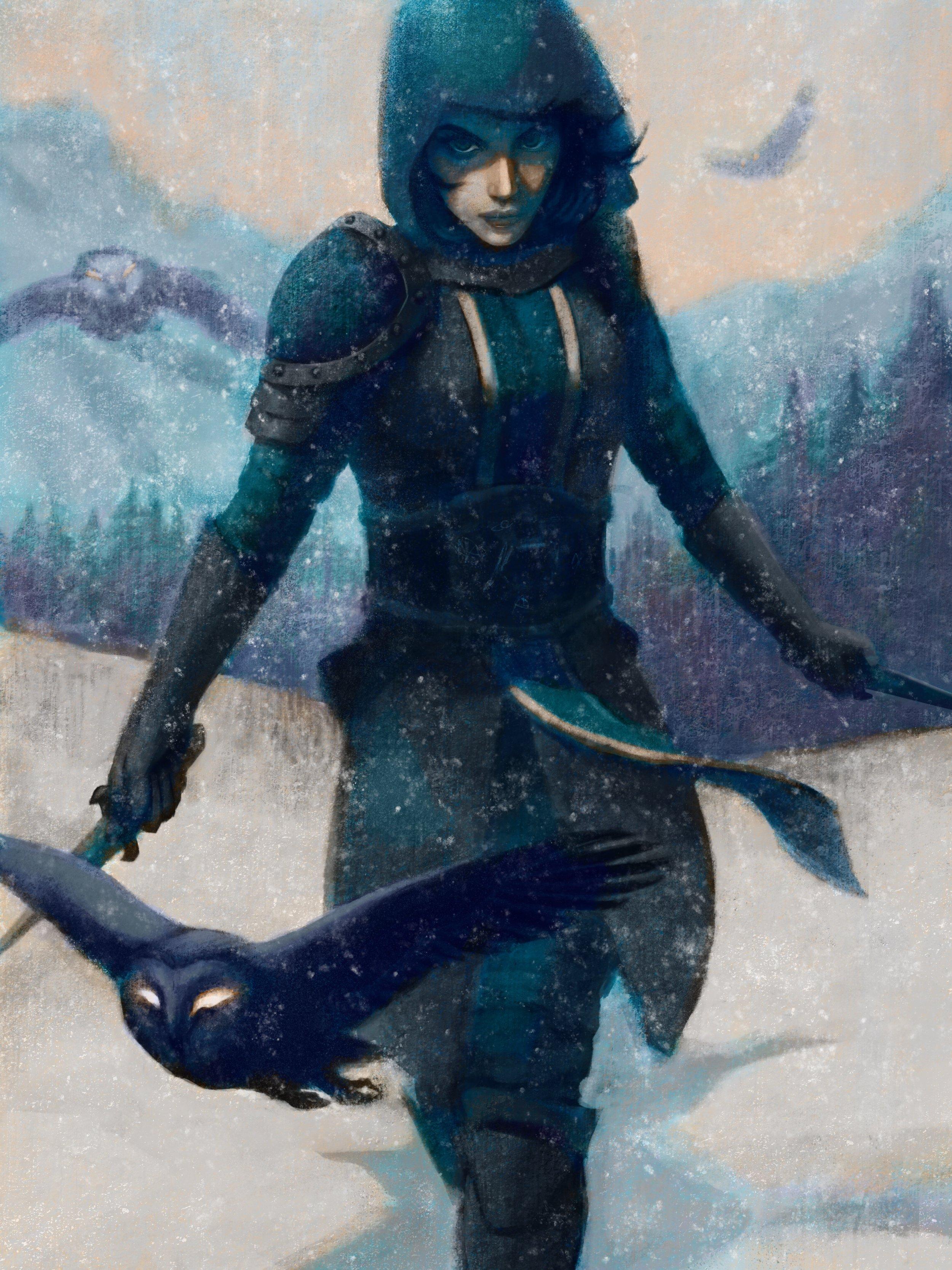 Winter Assassin