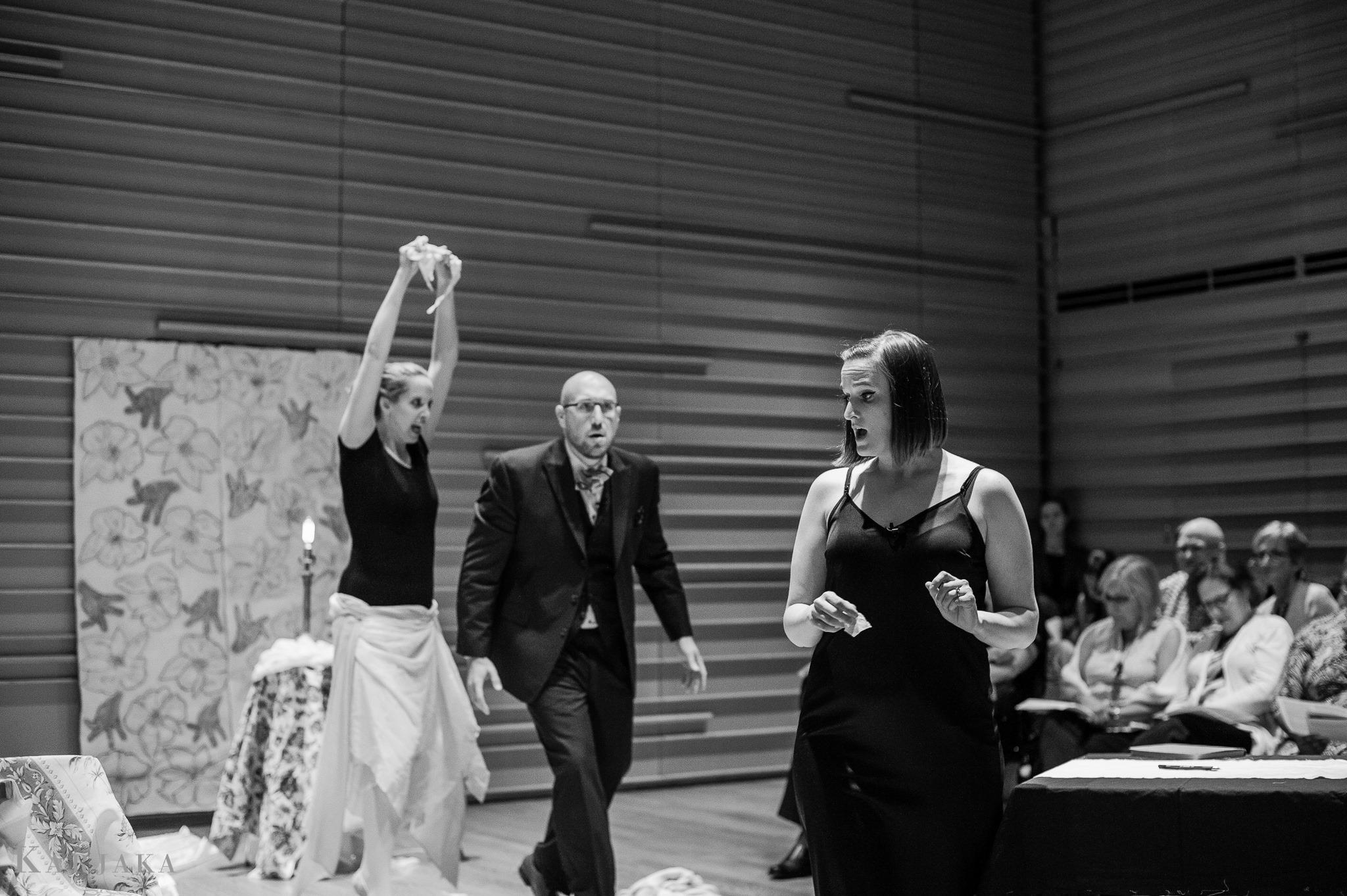 Christine Duncan, Dancer  Denise Crawfort, Victoria