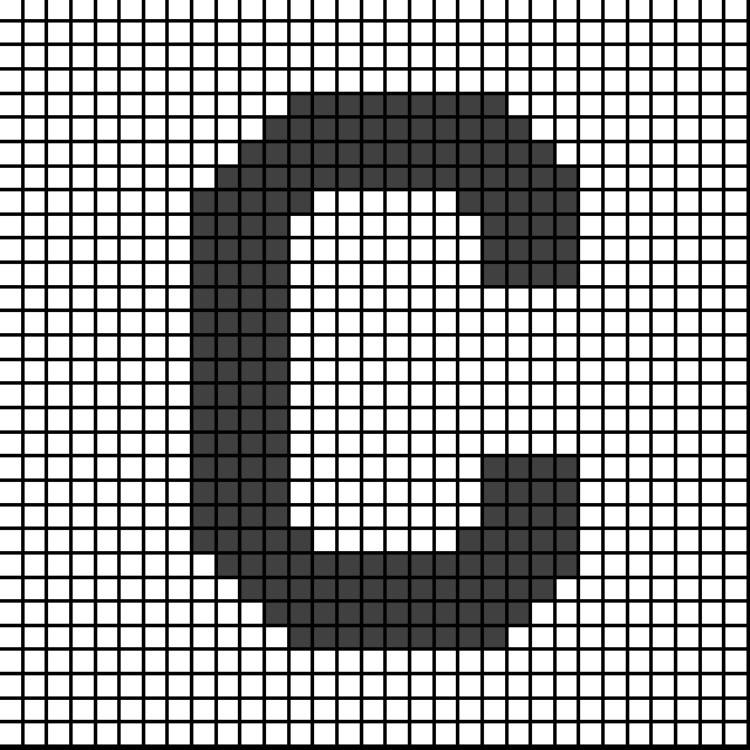 The Moogly Crochet Alphabet | Crochet letters pattern, Crochet ... | 750x750