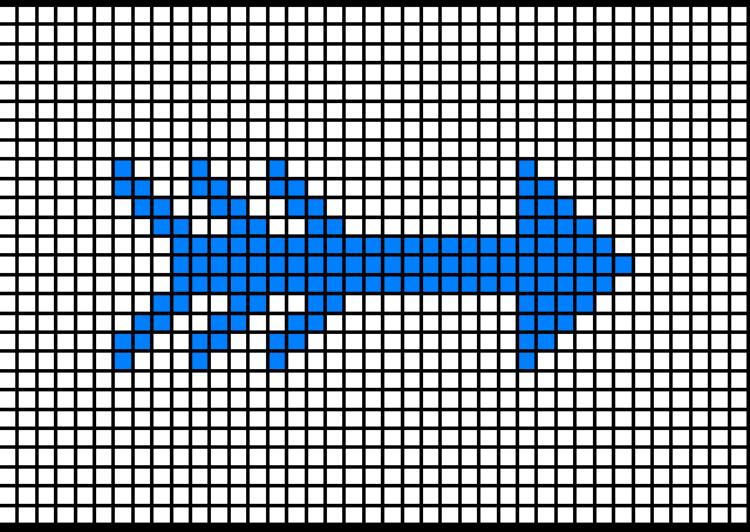 27 x 39 pixels