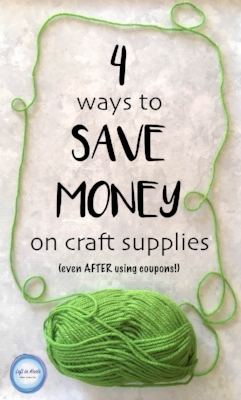 These 4 phone apps can save you Money on Craft Supplies!