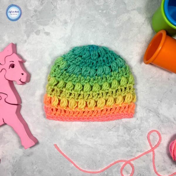Unicorn Stripes Baby Hat.jpg