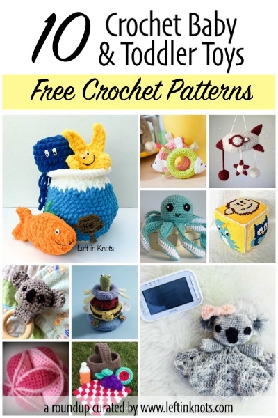 20 Easy and Adorable Crochet Toys That'll Melt Your Heart ... | 600x400
