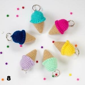 Free Crochet Pattern Ice Cream Key Chains.jpg