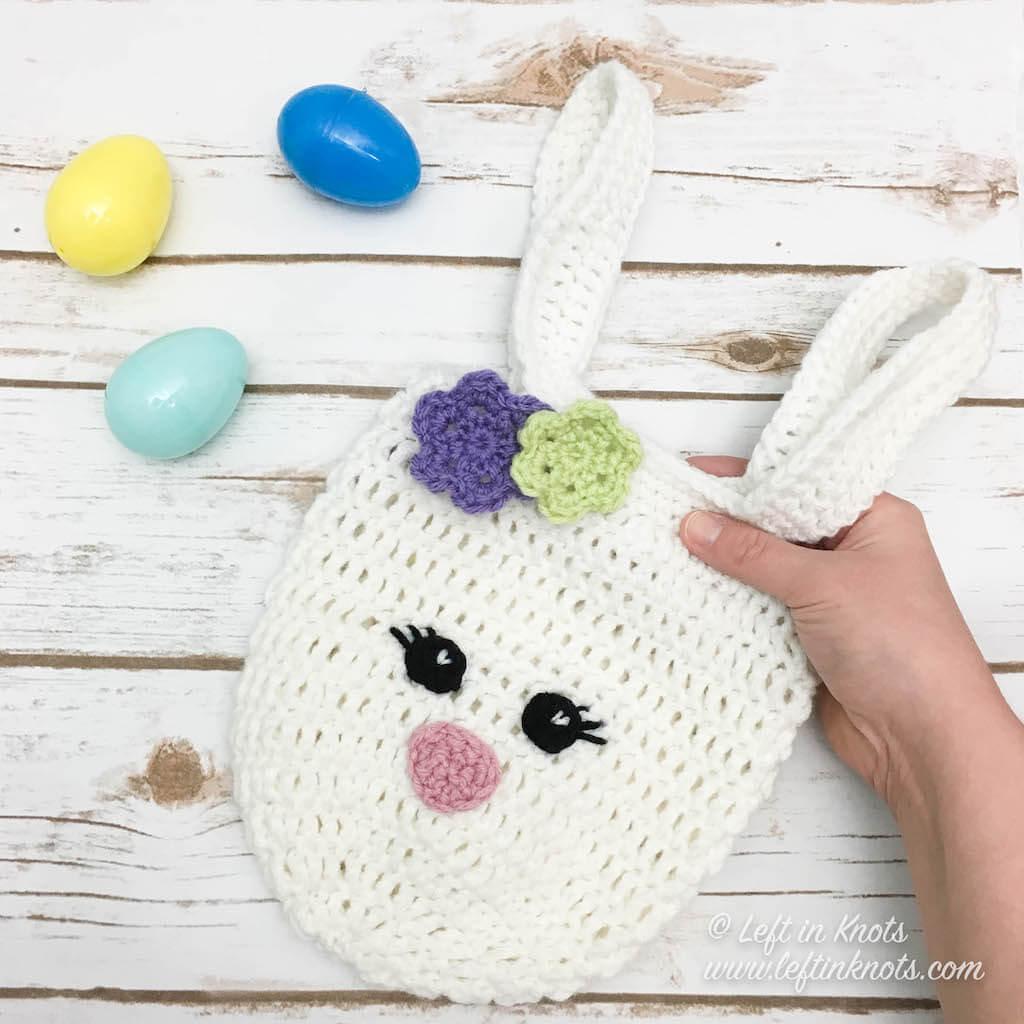 Mini Bunny Amigurumi Loops & Love Crochet | 1000x1000