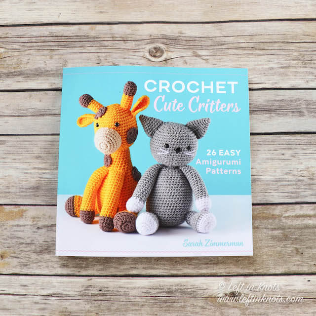Crochet Cute Critters Amigurumi Pattern Book Review and