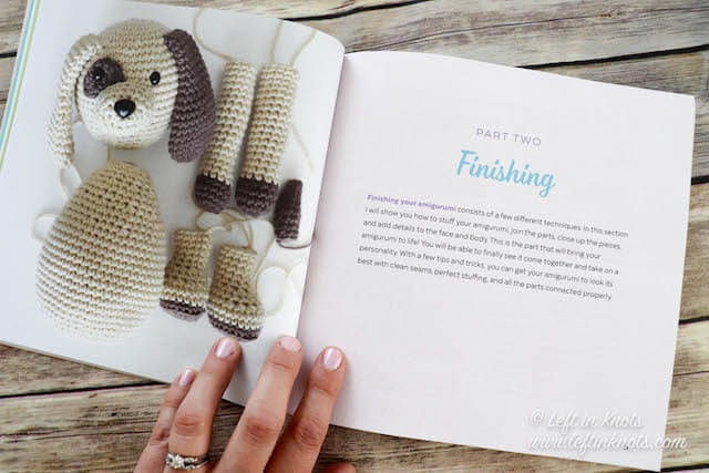 Amigurumi is a style of crochet that has so many possibilities - many of them being adorable! In this new amigurumi book by Sarah Zimmerman even beginners will be able to learn amigurumi techniques and learn to crochet a cute animal for each letter of the alphabet. Keep reading for my review of Crochet Cute Critters: 26 Easy Amigurumi Patterns